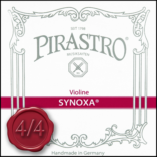 Pirastro Synoxa Violin Strings