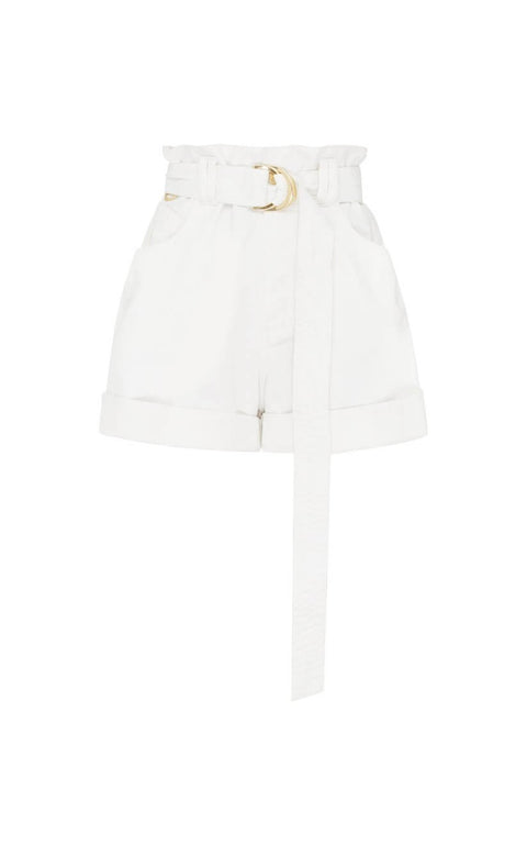 AJE shorts salt lake blanco fashward