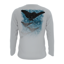 Spotted Eagle Ray Long Sleeve