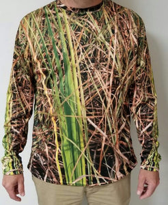 Everglades Camo Long Sleeve