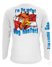 Kids Bug Hunter Long Sleeve Shirt UPF 50+