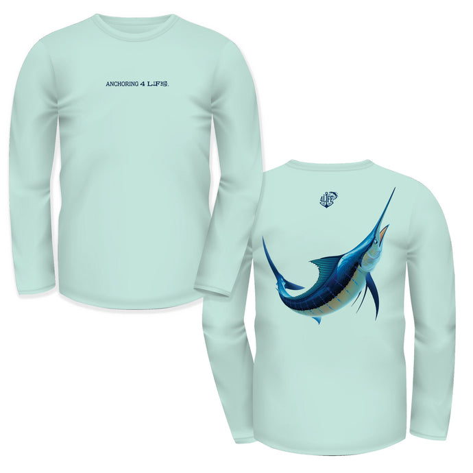 Blue Marlin Long Sleeve