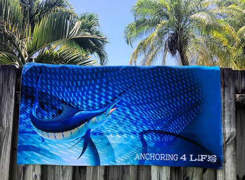 Oversized Beach Towels