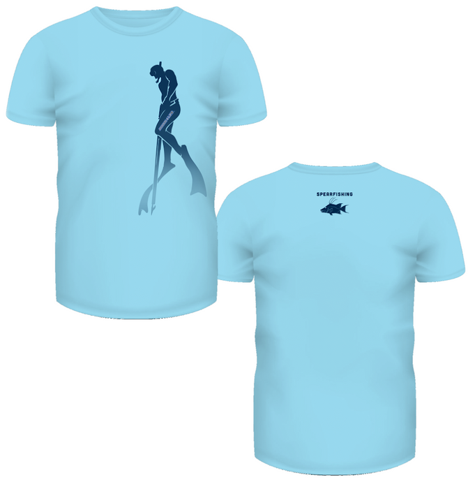 Spearfishing Hogfish Shirt
