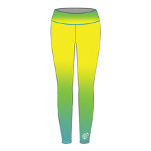 Quick Dry/Breathable Mahi-Mahi Legging
