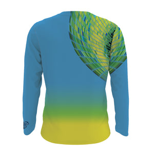 Splashing Mahi-Mahi Long Sleeve