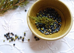 De-stressing Juniper Berry Incense
