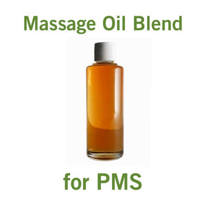Massage Oil Blend for PMS