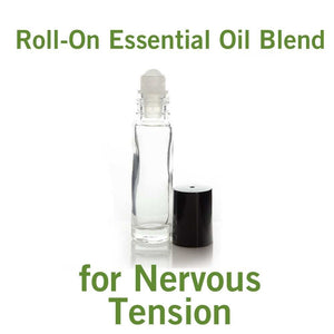 Calming Oil Blend for Nervous Tension (Roll-On)