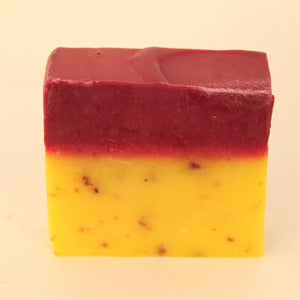 Organic Soap -- Prosperity (Prosperidad) (4 oz bar)