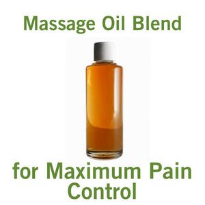 Maximum Pain Control Massage Oil
