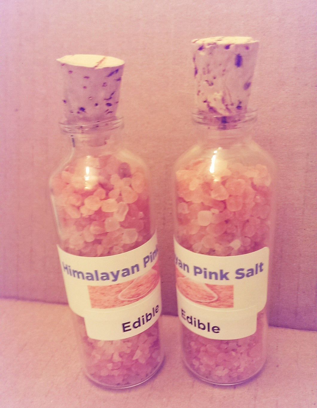 Himalayan Pink Rock Salt (Food-grade)