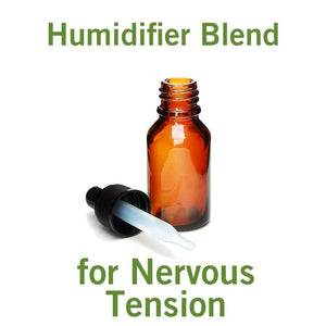 Calming Oil Blend for Nervous Tension (Humidifier Blend)