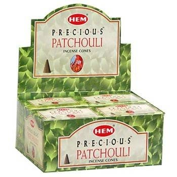 Cones - Patchouli (Box)