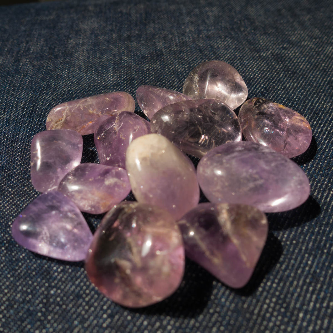 Amethyst Polished (3 pack)