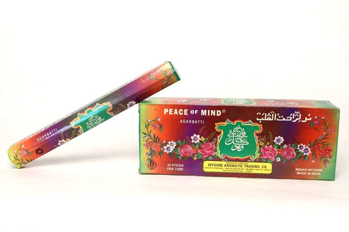 Peace of Mind Incense Sticks (Box)