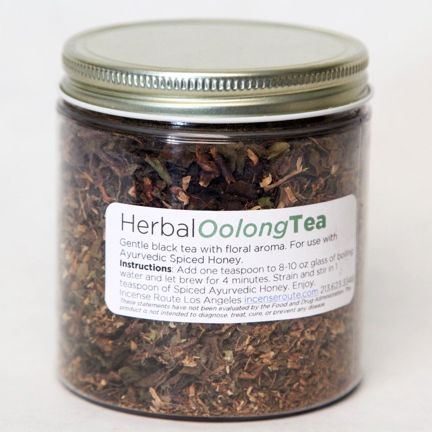 Herbal Oolong Tea [3oz]