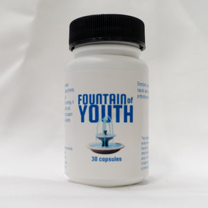 Ayurvedic Fountain of Youth Capsules
