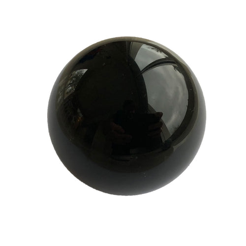 Black Obsidian Sphere (1kg, polished)