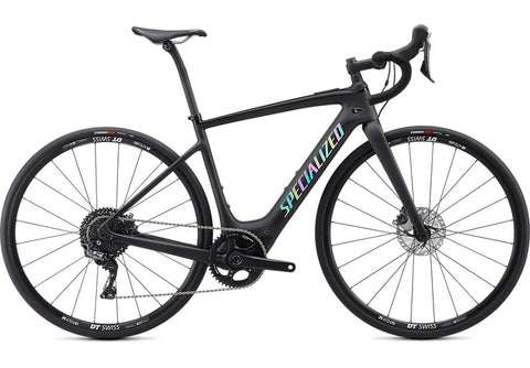 2020 Specialized Turbo Creo SL Comp Carbon Satin Carbon / Holographic