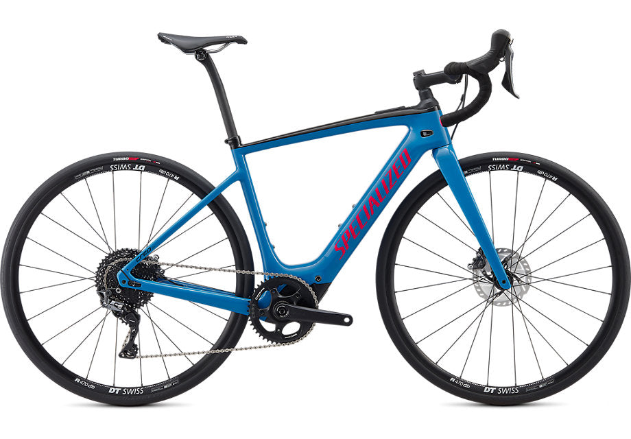 2020 Specialized Turbo Creo SL Comp Carbon Pro Blue / Pink / Black