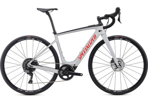 2020 Specialized Turbo Creo SL Comp Carbon Grey / Pearl / Red