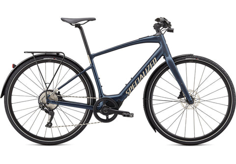 2020 Specialized Turbo Vado SL 4.0 Equipped Navy / White