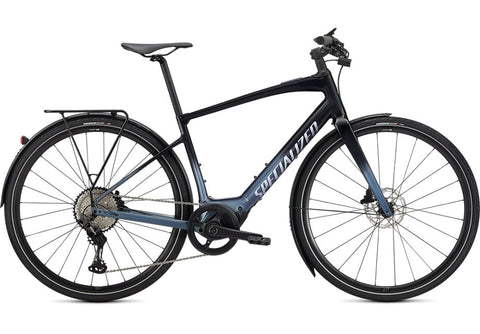 2020 Specialized Turbo Vado SL 5.0 Equipped Black / Blue