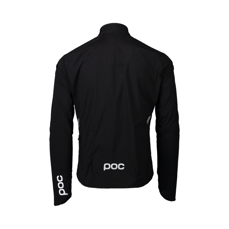 POC Pure-Lite Splash Jacket - Uranium Black