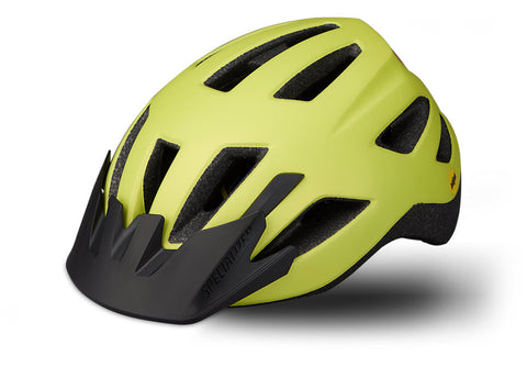 Specialized Shuffle Child LED MIPS Helmet Ion Yellow