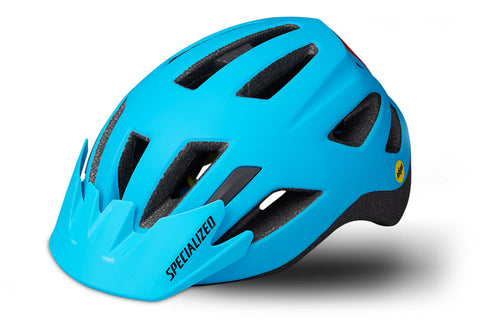 Specialized Shuffle Child LED MIPS Helmet Nice Blue