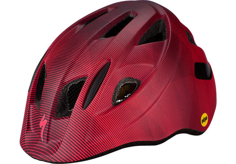 Specialized Mio Toddler MIPS Helmet Cast Berry / Acid Pink Refraction