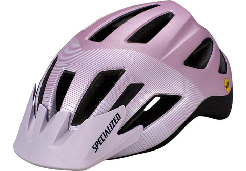 Specialized Shuffle Youth LED MIPS UV Lilac / Dusty Lilac Accel