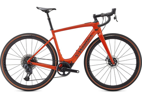 2021 Specialized S Works Turbo Creo SL Evo Gloss Redwood/Satin Carbon