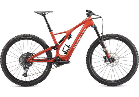 2021 Specialized Levo SL Expert Carbon Satin Redwood / White Mountains