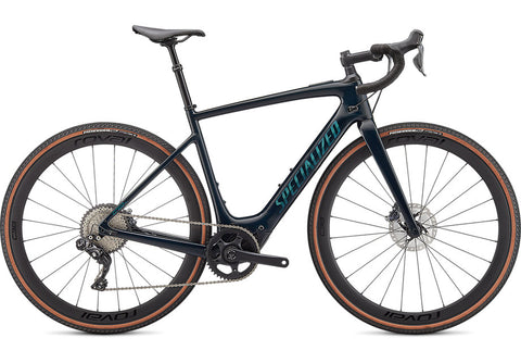 2021 Specialized Turbo Creo SL Expert Carbon Evo Forest Green / Chameleon
