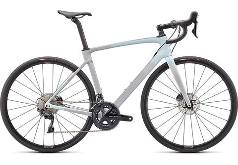 MY21 Specialized Roubaix Comp -  Gloss Ice Blue/Dove Grey/Cool Grey