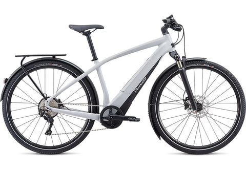 2020 Specialized Turbo Vado 4.0 Dove Grey/ Black