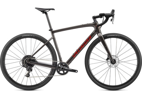 2020 Specialized Diverge Base Carbon Gloss Smoke