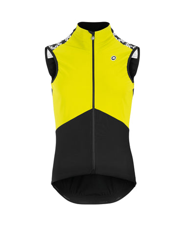 Assos Mille GT Spring Fall Airblock Vest Fluo Yellow