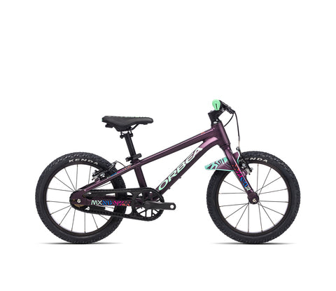 Orbea MX 16 Purple / Mint
