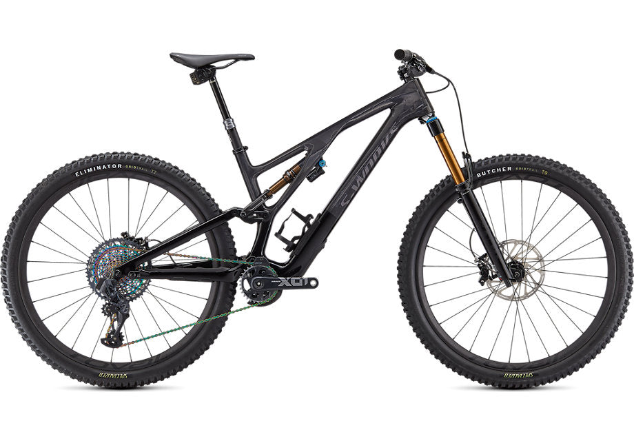Specialized S Works Stumpjumper EVO - Gloss Carbon