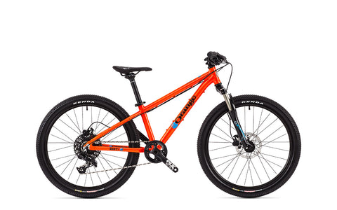 Orange Zest 24 Suspension Fork - Orange Soda