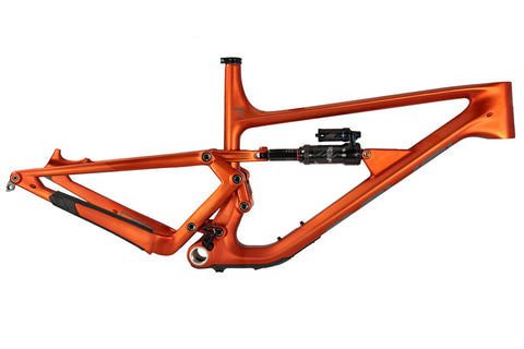 Revel Rail 27.5 Frame Only - Orange