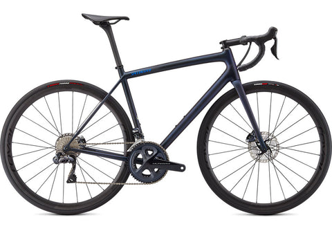 Specialized Aethos Pro Ui2 - Satin blue Murano