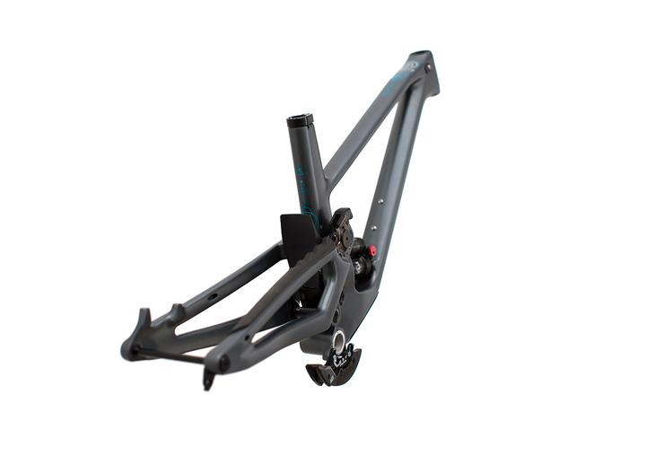 2021 Forbidden Druid Frame Matte Blue Steel
