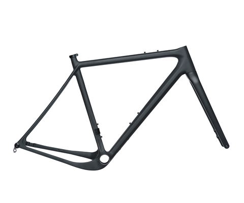 Open Up Road / Gravel Frame Set Ready to Paint (RTP)