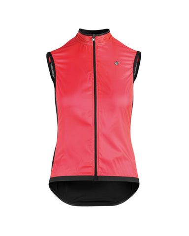Assos Women Uma GT Wind Vest Galaxy Pink - SALE