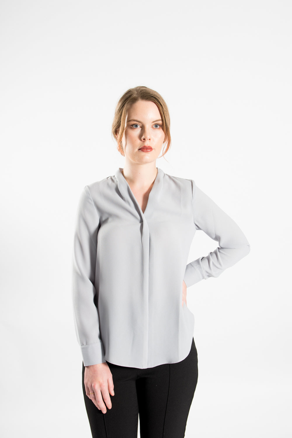 Sally Loose Blouse