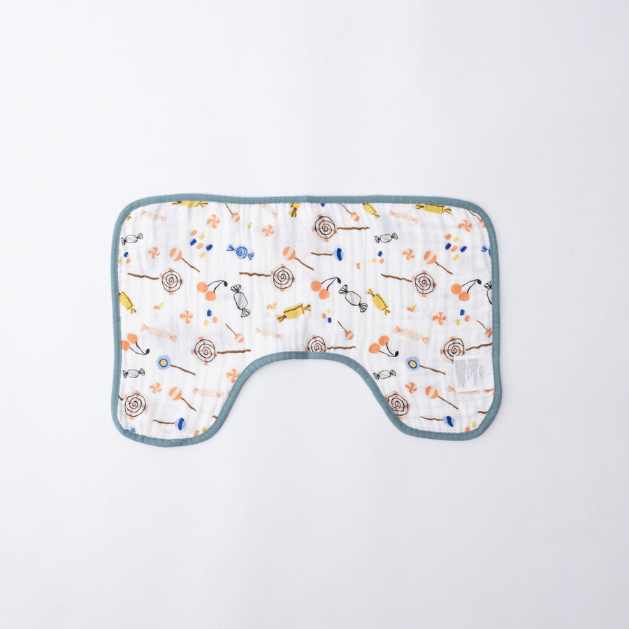 Baby Burp Cloth - Party Time